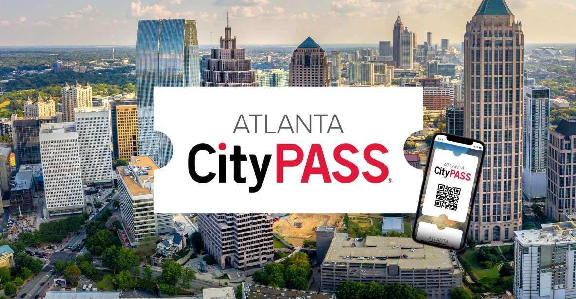 Atlanta CityPASS®: Zaoszczędź 40% w 5 najważniejszych atrakcjach