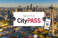Seattle CityPASS®: Economize 46% nas 5 principais atrações