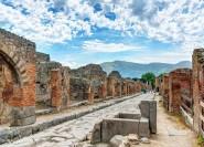Ab Neapel: Tagestour Pompeji & Amalfiküste