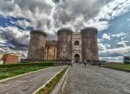 Ab Neapel: Halbtägiger Rundgang und Bustour zum Golf