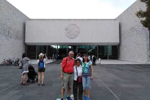 Mexico City: Castle & Anthropology Museum Private Tour