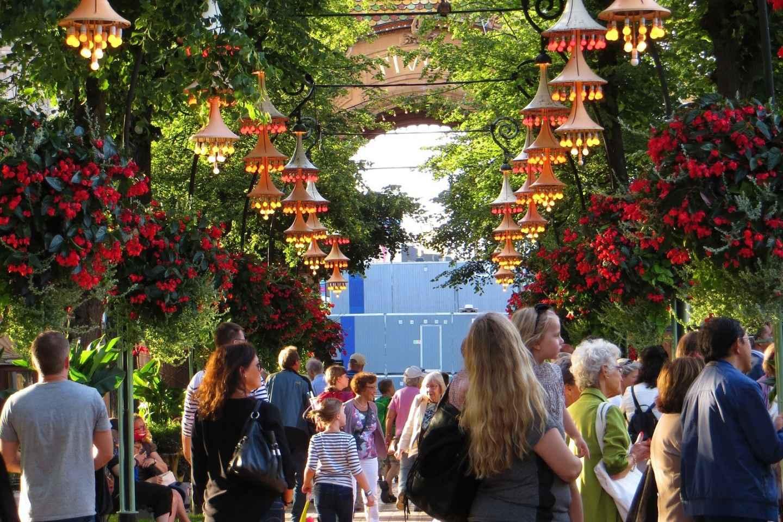 Kopenhagen: Führung durch die Tivoli-Gärten & Einlass ohne Anstehen