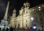 Rom: Kleingruppentour bei Nacht