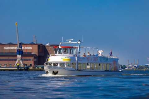 Rotterdam: havenrondvaart van 90 minuten met live gids