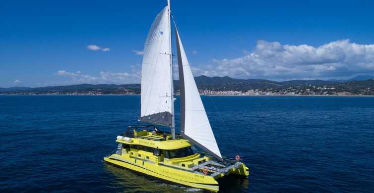 Barcelona: Passeio de Catamarã ao Longo do Port Vell