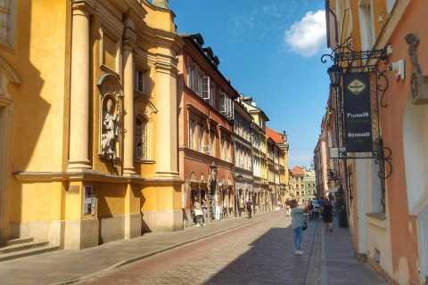 Varsavia: tour guidato in bicicletta