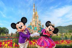 Ingresso Hong Kong Disneyland