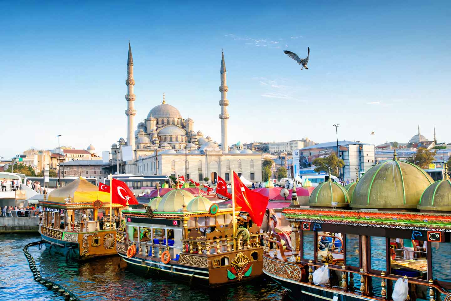Istanbul: Private 1- oder 2-Tages-Tour mit Tourguide