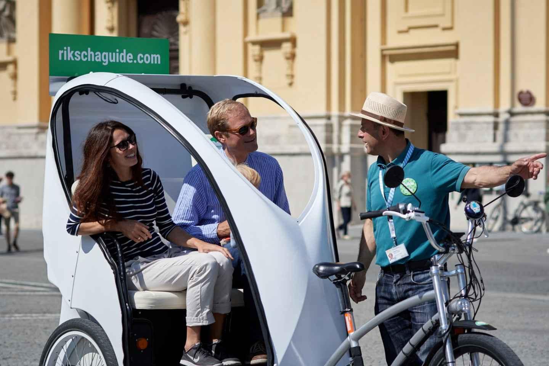 München: 3-stündige Fahrradtour durch die Altstadt und den Englischen Garten