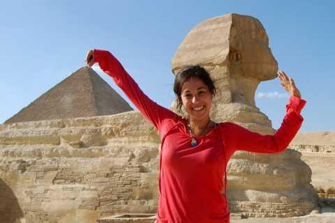 Шарм-эль-Шейх: тур на целый день по каиру и пирамидам на автобусе