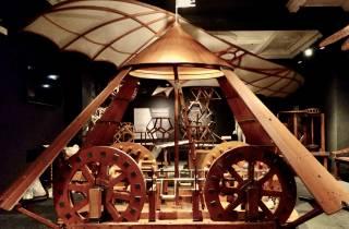 Florenz: Leonardo Interactive Museum – Einlass ohne Anstehen