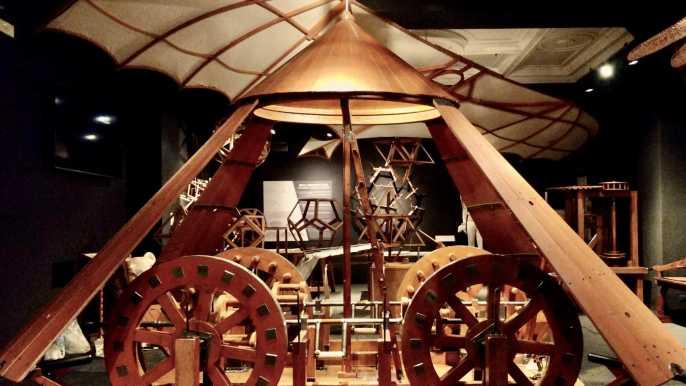 Leonardo Interactive Museum Skip-the-Line Ticket