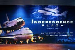 Space Center Houston com transporte