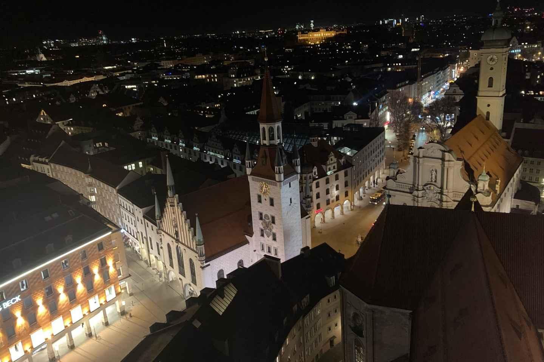 München: 1,5-stündige Nachtwächterführung