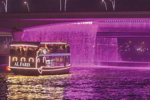Круиз по водному каналу Дубая и шоу La Perle