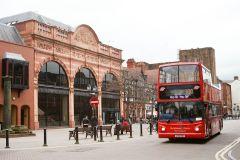 Excursão turística em ônibus panorâmico por Chester