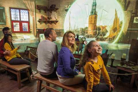 Amsterdã: tíquete de entrada da Rembrandts Experience