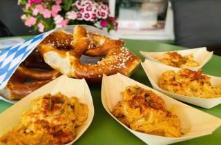 München: 2-stündige vegetarische Vikualienmarkt-Verkostungstour