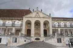 Excursão a Pé Universidade de Coimbra
