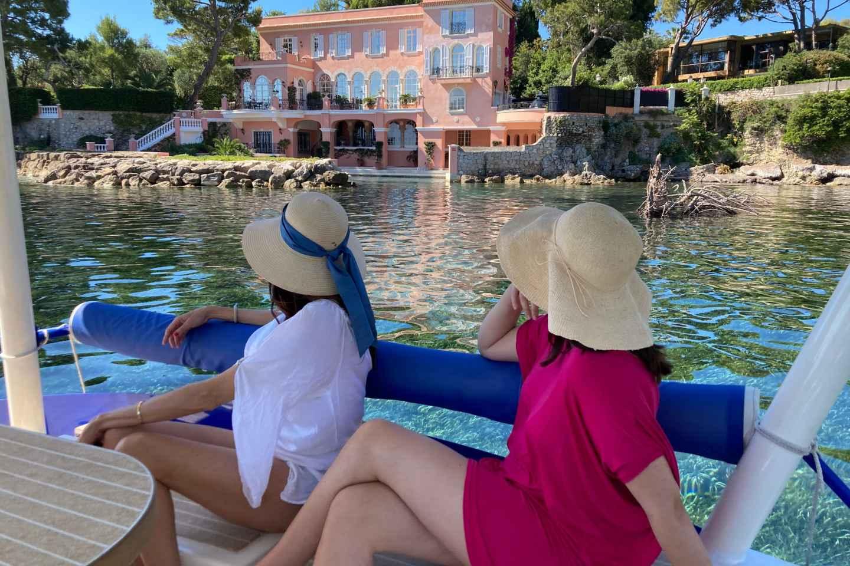 Beaulieu-sur-Mer: Private Solarboot-Fahrt an der Riviera