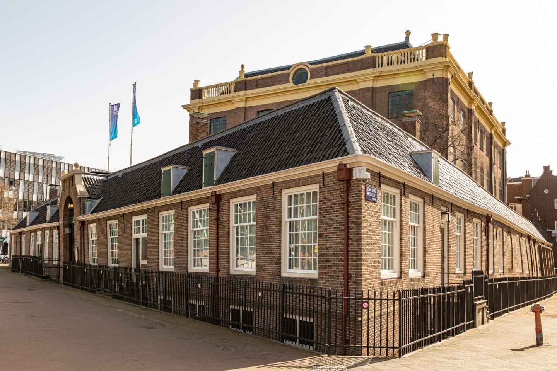 Amsterdam: Eintrittskarte für die Portugiesische Synagoge