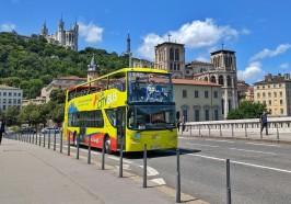 Qué hacer en Lyon - Tour en autobús turístico de paradas ilimitadas en Lyon