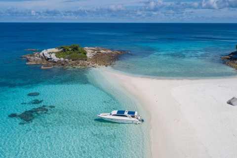 Phuket: Coral, Racha Yai, & Racha Noi Islands Speedboat Tour