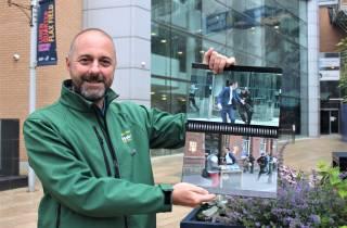 Belfast: Geführter Stadtrundgang