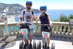 Nice: Magnífica Excursão de Segway