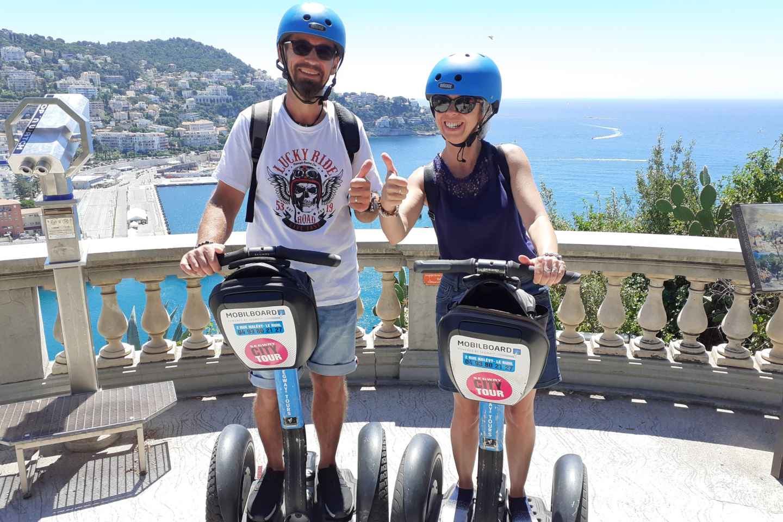 Nizza: Große Stadtrundfahrt per Segway