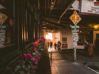 Seattle: Historisches Erkundungsspiel in der Innenstadt