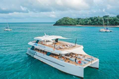 Phuket: Luxury Island Cruise with Lunch and Sunset Dinner