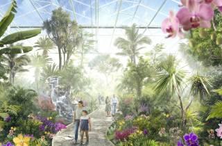 Ab Amsterdam: Halbtagestour zur Floriade Expo