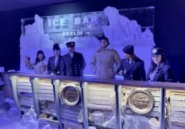 Aktivitäten Berlin - Cocktails in der Icebar Berlin
