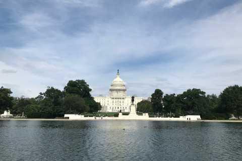 Washington DC: Capitol Hill Iconic Architecture Walking Tour