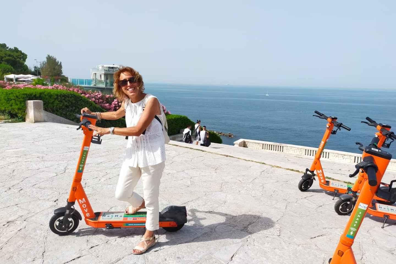 Ancona: E-Scooter-Tour durch die Innenstadt und die Landschaft