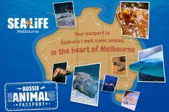 Melbourne: ingresso para o aquário SEA LIFE