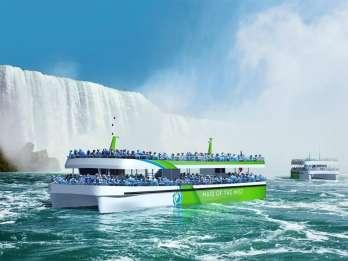Niagara Falls USA: Geführte Tour mit Maid of the Mist Boat