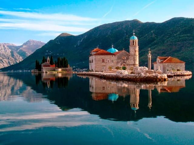 Montenegro inclusief boottocht van Perast naar Kotor
