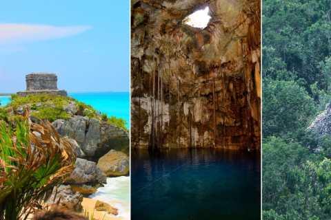 Tulum, Coba, & Cenote: Tagestour