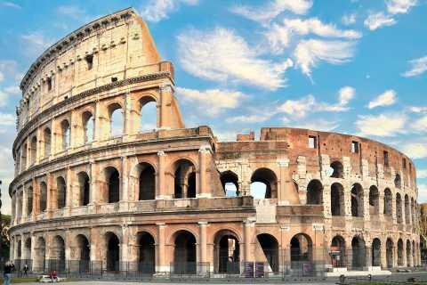 Rome: Palatine Hill, Colosseum, Roman Forum Skip-the-Line