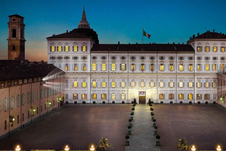 Königspalast von Turin: Ticket ohne Anstehen und Führung