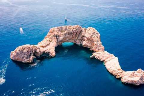 Ibiza: Cala Salada & Ses Margalides Cruise with Snorkeling