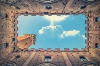 Montecatini Terme: Siena und Monteriggioni mit Weinprobe