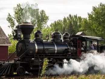 Edmonton: Eintrittskarte für den Fort Edmonton Park