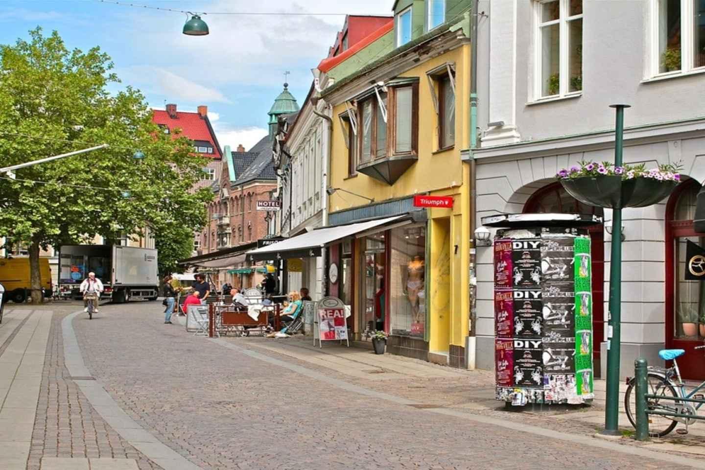 Malmö: 2-stündiger romantischer Rundgang