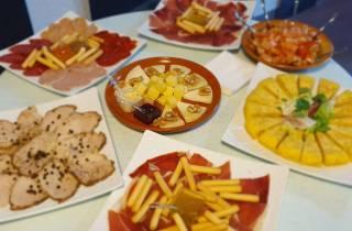 Granada: Führung mit Verkostung von Gourmet-Tapas
