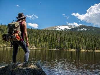 Denver/Boulder: Rocky-Mountain-Nationalpark-Wanderung
