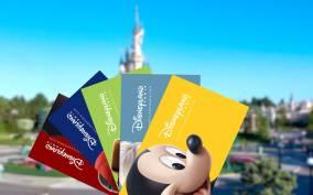Disneyland Paris Multi-Day Entrance Ticket
