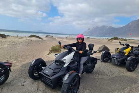 Lanzarote: rondleiding op een Ryker